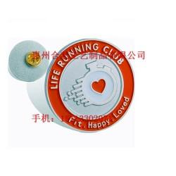 俱乐部胸章、广州社团徽章定做、厂家专业制作
