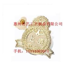 品牌徽章、标志徽章、司徽、金属冲压烤漆徽章