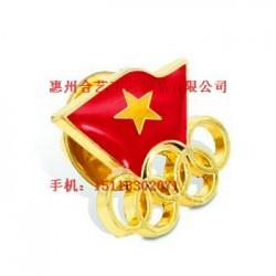 公司集团活动徽章订做、企业周年纪念勋章定制