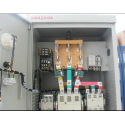 XJ01-190kW自耦启动柜,恒压供水变频柜定做
