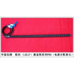 LCEJT黑金刚PDU机柜插座30位32电流电压表