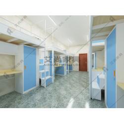 广东高级公寓床厂家肯定不能少艾尚家具