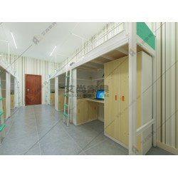 东莞公寓床艾尚家具提升宿舍小幸福