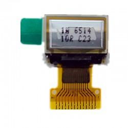 0.49寸OLED显示屏68*32点阵数专业工厂