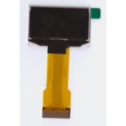 1.3寸OLED显示屏工厂直供质保2年