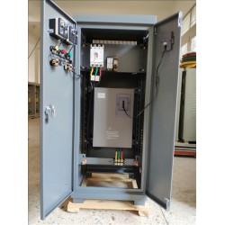 调速变频器22kW 一拖二变频柜原理图
