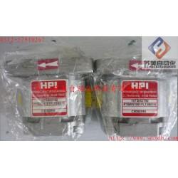 HPI齿轮油泵PIBAN2026