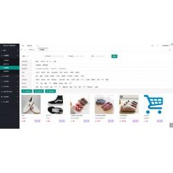 25175鞋业行业销售管理系统