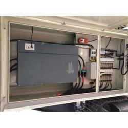 砖厂自动化PLC变频柜160kW 通用型变频器