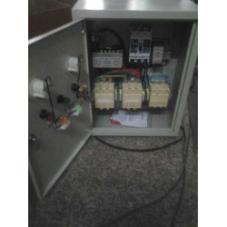 星三角起动箱55kW 减压控制柜