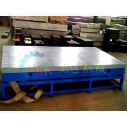 厂家生产铸铁基准平台 基准平台 基准工作台 基准平台厂