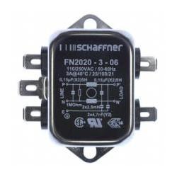 FN2090系列单相滤波器 瑞士SCHAFFNER夏弗纳
