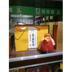 十堰黄酒礼盒装2019春节年货酒水批发李氏典藏房县黄酒特卖