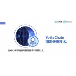YottaChain区块链云存储企业云盘是传统云盘的翘楚