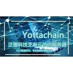 "YottaChain云存储实现""鱼与熊掌""兼得的存储服务"