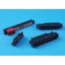 车用FCI接插件 防水汽车连接器 水温传感器插头