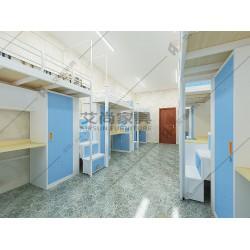 东莞宿舍双层床相信艾尚家具是美好的存在