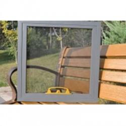 不锈钢透光防蚊窗钢丝纱窗网 防蚊防虫安装窗纱客厅防盗
