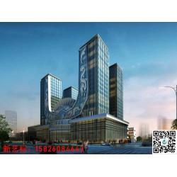 新艺标环艺 重庆艺术建筑 北京地标建筑设计 云南校园雕塑