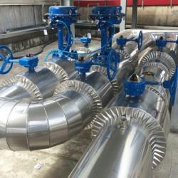 石油管道硅酸盐保温承包防腐设备保温施工资质