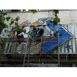 昆山大型广告牌拆除回收