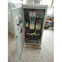 XJ01-160kW起动柜 移动破自耦降压控制柜