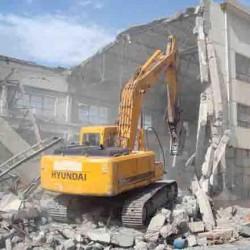 专业拆除公司大型室内拆除化工设备拆除回收