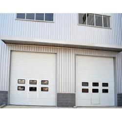 订购工业门就找厂家理想门业专业生产定制提升门