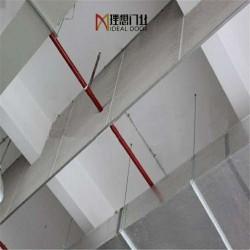 硅胶布挡烟垂壁 柔性电动挡烟垂壁