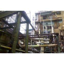 淄博大型厂房拆除化工厂企业整体回收拆除公司