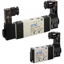 AIRTAC电磁阀2V130-10价格透明内2V250-20