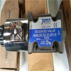 七洋常用电磁阀:DSV-G03-1B货品齐全