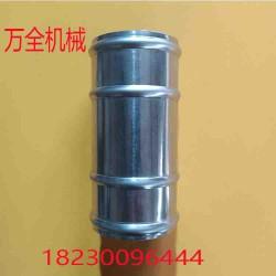 管子起鼓机 桥梁声测管起筋机圆管压筋机 铁管挤包机圆筒压沟机