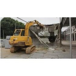 苏州工厂拆除建筑拆除大型室内拆除
