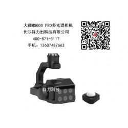 昭平县供应大疆MS600 Pro多光谱相机