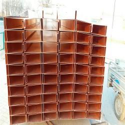 止水铜板水闸水利工程用止水铜片紫铜厂家定制