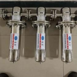 不锈钢304 316L蒸汽气体除菌过滤器 生物制药食品级