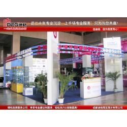 【展览公司】提供2021年西部国际口腔展展台设计搭建服务
