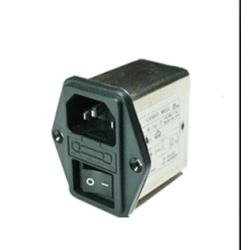 赛纪电子带开关保险丝插座电源滤波器SJD180系列