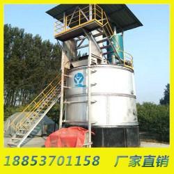 衡阳有机肥发酵罐工作原理  立式发酵罐材质价格
