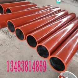陶瓷复合耐磨管厂家-沧州渤洋耐磨弯头大调价