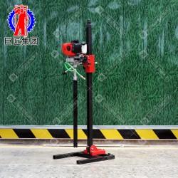 BXZ-1L型立式背包钻机小型地质勘探钻机轻便岩心钻机