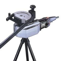 供应有液晶数字显示的电动弯管机