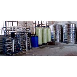 天津鑫东水处理生活饮用纯净水设备