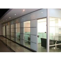 北京安装玻璃隔断安装单层玻璃隔断