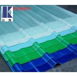 FRP采光板透明瓦在工程装饰领域应用